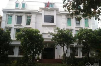 Cho thuê nguyên căn 21 x 20m 1 hầm, 1 trệt, 3 lầu ở 280 E1 Lương Định Của P. An Phú, Q. 2, TP. HCM