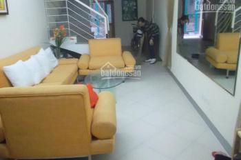 Cho thuê nhà riêng phố Lò Đúc - Nguyễn Cao, 35m2 x 3 tầng, đủ tiện nghi sạch đẹp, giá 8.5 tr/th