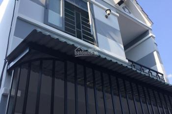 Nhà mới xây 1 lầu, 1 trệt, đường Bùi Hữu Nghĩa, Tân Vạn, 950 tr