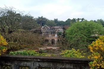 Bán khuôn viên trang trại 4ha tuyệt đẹp tại Lương Sơn, Hòa Bình, LH 0822376162