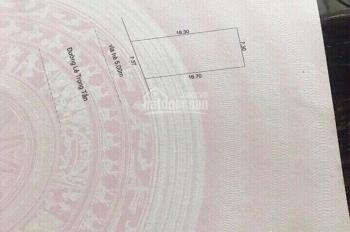 Bán đất Lê Trọng Tấn, Cẩm Lệ Đà Nẵng 126m2