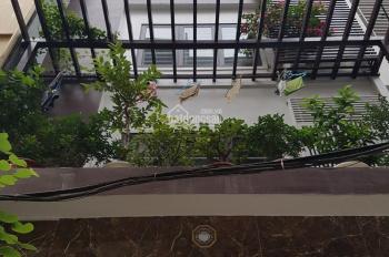 Bán nhà siêu đẹp ngõ 100 Hoàng Quốc Việt, DT 74m x 4 tầng, đường rộng 12m + vỉa hè 3m. Giá 13.5 tỷ