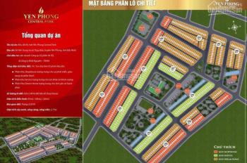 Siêu hot! Sở hữu đất nền KĐT Yên Trung - Thụy Hòa, Bắc Ninh chỉ với 10.8tr/m2, sổ đỏ trao tay
