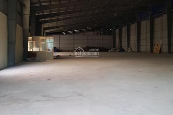 Cho thuê 1000m2 xưởng sản xuất tại Thái Bình