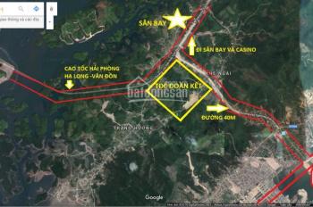 Bán đất khu tái định cư đoàn kết Vân Đồn, 0974533009