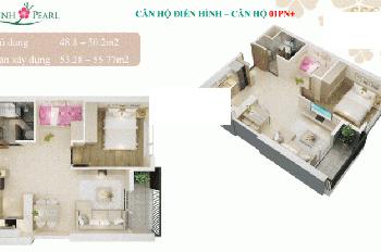 Mỹ Đình Pearl nhận nhà ở luôn mở bán 30 căn đẹp tòa Pearl 1 - ưu đãi 600 triệu đồng, LH: 0909469111