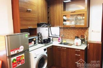 Cho thuê căn hộ dịch vụ tại 76 Linh Lang cho người nước ngoài giá 15.05tr/tháng. 0909.632.368