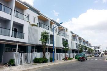 Bán gấp nhà Mega Village giá 5.5 tỷ/căn, full nội thất 1 trệt, 2 lầu. Sổ hồng vào ở ngay