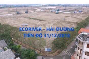 Bán nhà phố Hải Dương Ecorivers diện tích 85m2, giá 31.5 tr/m2, LH 0936.322.933