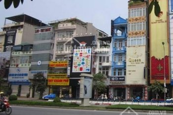 Cho thuê mặt phố Quang Trung 150m2 x 4 tầng, 30tr/tháng