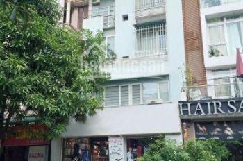 Bán nhà mặt phố Nguyễn Cảnh Dị, Định Công DT 108m2 MT 9m x 4T, giá 28 tỷ, LH 0982824266