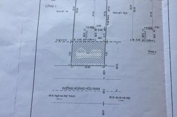 Bán mặt tiền Hoàng Hữu Nam, đang kinh doanh khách sạn, DT 10 x 29m = 290m2, 1T, 2L, giá rẻ