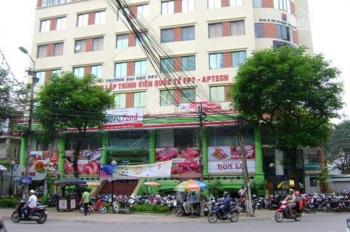 Bán nhà mặt phố Lê Đại Hành, 180m2 x 10 tầng, mặt tiền 12m