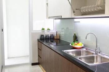 Cần cho thuê gấp chung cư Him Lam Phú An, máy lạnh, rèm cửa, phí quản lý 12 tháng. Giá 6.5tr/th