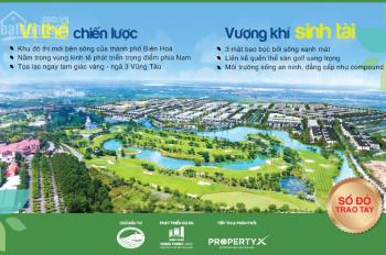 Bán biệt thự ven sông trong sân golf Long Thành, chỉ từ 12 triệu/m2, liên hệ 0936.193.217