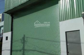 Bán nhà xưởng Thạnh Xuân 25, DT: 9.5 x 23m, xây dựng 100%, đường lớn, giá: 7.5 tỷ