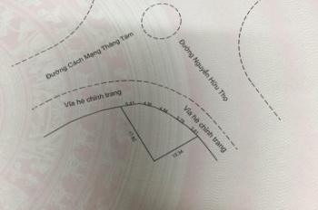 Bán đất ngã tư Nguyễn Hữu Thọ và Cách Mạng Tháng Tám, 0914.018.998