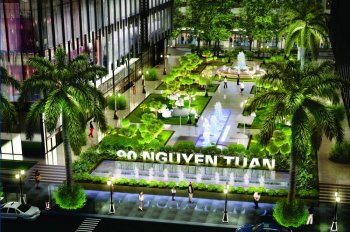Chính chủ bán căn góc 404 HH2 dự án 90 Nguyễn Tuân, Thanh Xuân, Hà Nội