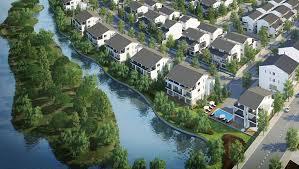 Bán biệt thự 200m2 EcoRivers Hải Dương, vị trí đẹp, giá chủ đầu tư 25.5tr/m2. LH: 0969648158
