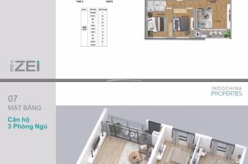 Chính thức nhận đặt cọc mua căn hộ CC cao cấp The Zei, số 8 Lê Đức Thọ Hà Nội. LH 0985822330