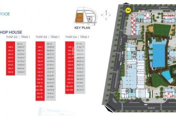 Cần cho thuê căn shophouse Sunrise Riverside, Nguyễn Hữu Thọ, LH 0936 337 990