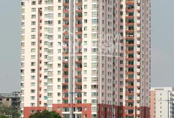 Cần bán gấp căn hộ Phúc Thịnh Q.5, DT 96m2, 3 phòng ngủ, tặng nội thất, sổ hồng, căn góc, giá 2,8 ỷ