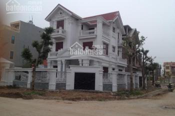 Bán hai căn biệt thự góc tại KĐT Tây Nam Linh Đàm. Diện tích 287m2, hai mặt tiền, nội thất Vip