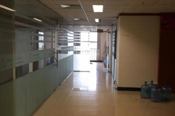 Cho thuê sàn văn phòng Mỹ Đình Sông Đà, diện tích 860m2, giá rẻ có sàn trần điều hòa rồi