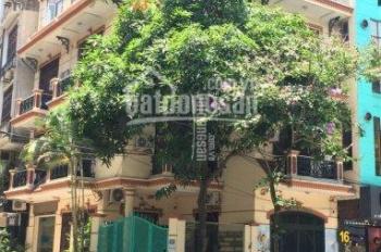 Cho thuê nhà liền kề ngõ 251 Mai Dịch, diện tích 80m2, 5 tầng, MT 16m, lô góc