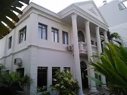 Biệt thự sân vườn mặt tiền Trần Não 10*20m, trệt, lầu, 69.45 triệu/th, LH: 0938761579