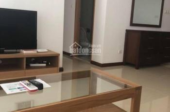 Cho thuê căn hộ chung cư Pearl Plaza, Bình Thạnh, 1 phòng ngủ nhà mới đẹp giá 18 triệu/th