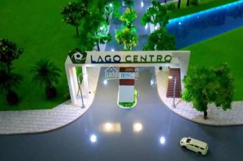 Chuyển nhượng giá đầu tư 3 lô đất MT TL 824 (Vành Đai 4) dự án Lago Centro, gần trường ĐH Tân Tạo
