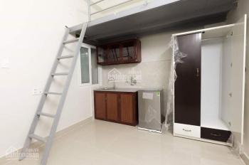 Căn hộ studio có gác cho thuê đủ tiện nghi, khu vực Bàu Cát, Tân Bình
