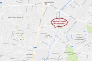 Do kẹt tiền tôi cần sang lại căn hộ Kingsway - Bình Tân giá tốt nhất thị trường - Liên hệ chính chủ