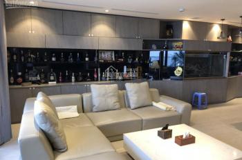 Cho thuê căn hộ tầng 22 chung cư Golden Palace, Mễ Trì, 3 PN, nội thất đầy đủ, giá 18 tr/th