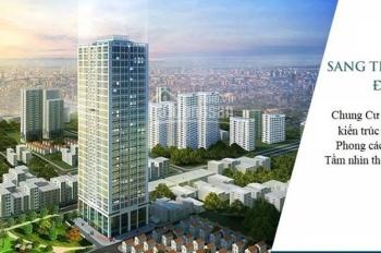 Mở bán chung cư cao cấp The Sun - Mễ Trì Chỉ từ 32tr/m2 sở hữu căn hộ 3PN, nhận nhà ngay để ở