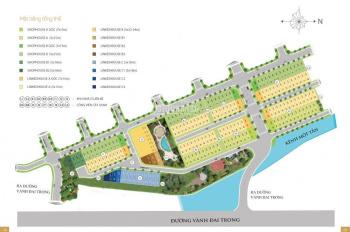 Bán River Park, Quận 9, MT Hưng Phú, giá 4.6 tỷ, nhà thô