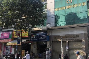 Bán nhà mặt đường Vĩnh Viễn, P. 4, Q. 10, DT 4.8x14m, giá 17.6 tỷ tốt nhất thị trường