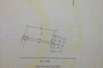 Bán nhà Cấp 4 diện tích 46,1m2 ở Tây Mỗ, Q. Nam Từ Liêm, HN. LHCC 0949.430.486