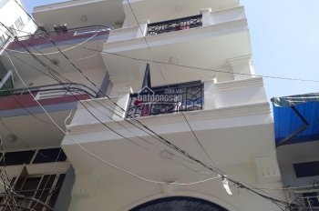 Bán gấp nhà mặt tiền Nguyễn Tiểu La, Phường 8, Quận 10, gần 3 tháng 2. Gía chỉ 12,5 tỷ