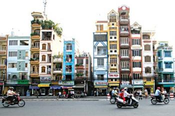 Bán gấp nhà 2MT Lê Hồng Phong, P4, Quận 5. DT (4.7x21m), giá chỉ 26 tỷ, LH 0917.867.679