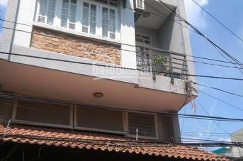 Nhà hẻm 10m Gò Dầu, 5.5 x 28m, NH 5.8m (CN 150m2), 3 lầu, 10.5 tỷ