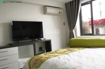 Cho thuê căn hộ 2-3 phòng ngủ full nội thất tại Somerset - TD Plaza Lê Hồng Phong, Hải Phòng