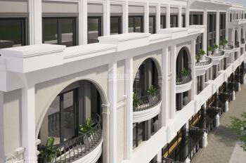 Shophouse 9x21m 5 lầu 20,4 tỷ mặt giáp sông thanh toán 25% 2 năm sau thanh toán tiếp 73% nhận nhà