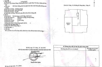 Bán căn hộ chung cư cao cấp B. I. G Tower 18 Phạm Hùng, Nam Từ Liêm, Hà Nội