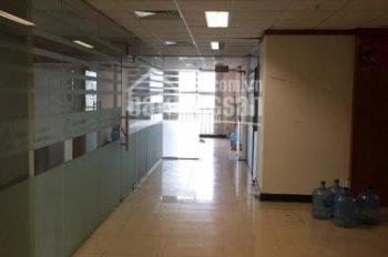 Cho thuê sàn văn phòng Mỹ Đình Sông Đà DT 860m2, giá rẻ, có sàn trần, điều hòa. LH 0983689571