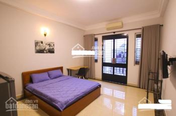 Cho thuê nhà 4x20m, 1 trệt, 3 lầu, 10PN, 10WC, Lê Văn Sỹ