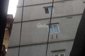 Tôi chính chủ bán tòa nhà mặt phố 30 mét Lĩnh Nam - Mai Động - Trương Định