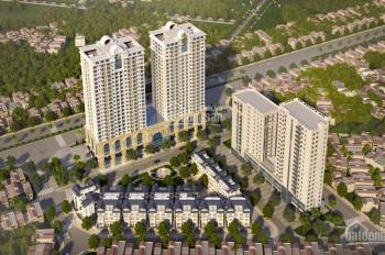 Bán CC Tây Hồ Residence mặt đường Võ Chí Công. Giá 2,4 tỷ/2PN 69,8m2, NH hỗ trợ vay LS 0%