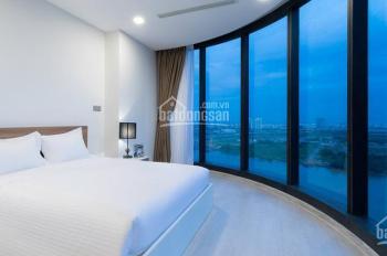 Duy nhất cho thuê 3 phòng ngủ Vinhomes Ba Son góc cong tuyệt đẹp - giá đẹp liên hệ 0909060957